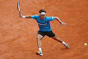 Roland Garros. Paris, France. May 26th 2008..Tommy ROBREDO plays against Guillermo CORIA. ...