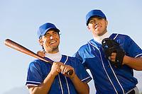 Baseball Teammates