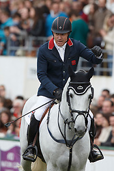 Whitaker Michael, (GBR), Cassionato<br /> Furusiyya FEI Nations Cup presented by Longines<br /> Longines Jumping International de La Baule 2015<br /> © Hippo Foto - Dirk Caremans<br /> 15/05/15