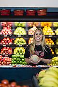 Roy's Cardinal Food Store story for Oklahoma Living Magazine
