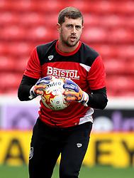 Frank Fielding of Bristol City warms up - Mandatory by-line: Robbie Stephenson/JMP - 29/10/2016 - FOOTBALL - Oakwell Stadium - Barnsley, England - Barnsley v Bristol City - Sky Bet Championship