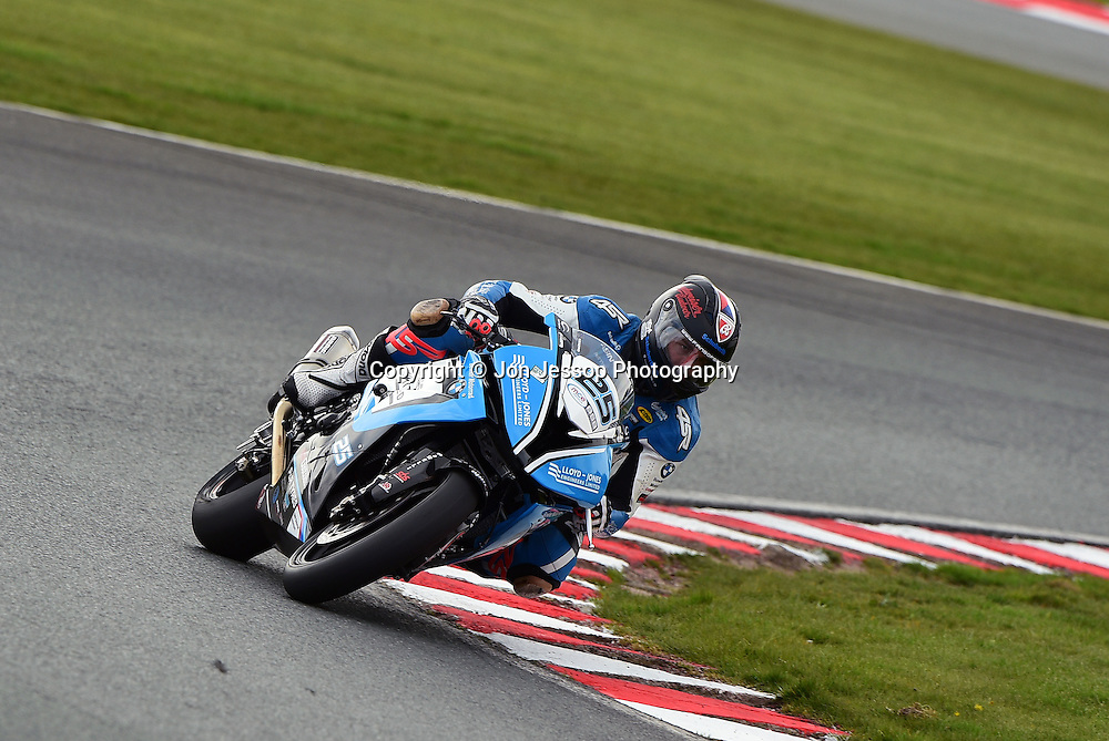 #25 Matej Smrz Lloyd & Jones PR Racing BMW MCE Insurance British Superbike Championship in association with Pirelli