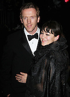 Damian Lewis; Helen McCrory London Evening Standard Theatre Awards, The Savoy Hotel, London, UK. 20 November 2011. Contact rich@pictured.com +44 07941 079620 (Picture by Richard Goldschmidt)