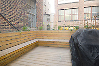 Patio at 35 West 20th St