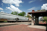 Red Wing Train Station, Red Wing, Minnesota