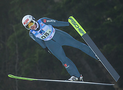 FREITAG Selina during First round on Day 1 of FIS Ski Jumping World Cup Ladies Ljubno 2020, on February 22th, 2020 in Ljubno ob Savinji, Ljubno ob Savinji, Slovenia. Photo by Matic Ritonja / Sportida