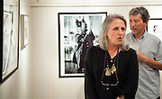 """Sylvia Plachy walks and talks about the """"Forever Hold Your Peace"""" exhibit at the New Orleans Photo Alliance gallery"""