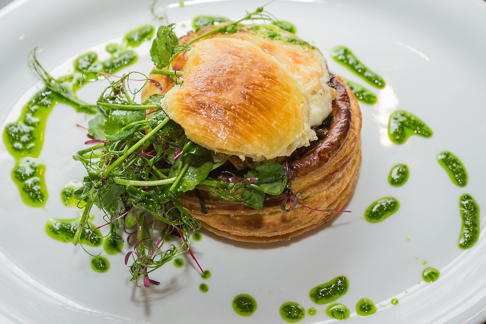 Food from Petit Pois, Brighton, East Sussex