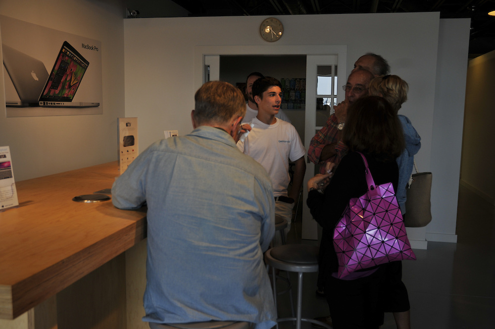 Geek Hampton Reception, June 25, 2011, Sag Harbor, NY