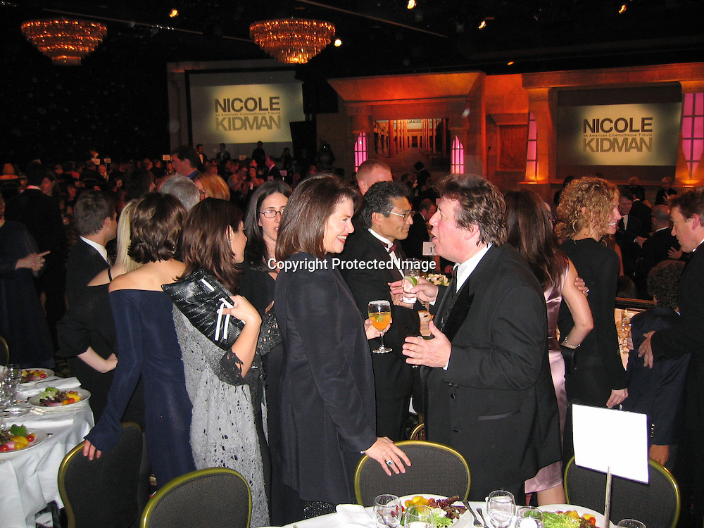 Sherry Lansing<br />**EXCLUSIVE**<br />2003 American Cinematheque Award Honoring Nicole Kidman<br />Beverly Hilton Hotel <br />Los Angeles, CA, 2003<br />Friday, November, 14, 2003<br />Photo By Celebrityvibe.com/Photovibe.com