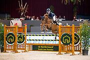 Anne Klein - Ginger<br /> Jumping Zwolle 2018<br /> © DigiShots