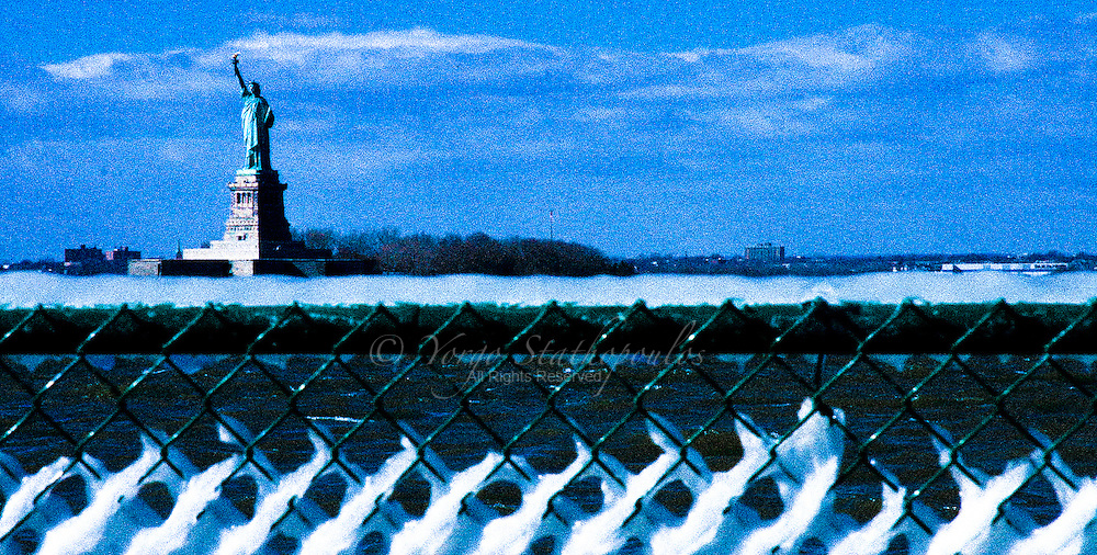 Taken from the east end of Govenors Island, which is located between Manhattan Island and Queens.