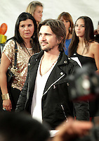 (CH) fl-el-billboard-latin-music-awards-CH26 --Juanes arrives at the Billboard Latin Music Awards 2012 at Bank United Center on April 26, 2012 in Miami, Florida Staff photo/Cristobal Herrera