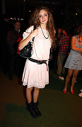 Actress TAMSIN EGERTON at a party to launch the One T-Shirt by Edun held at Harvey Nichols, Knightsbridge, London on 18th October 2006.<br /><br />NON EXCLUSIVE - WORLD RIGHTS