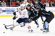 OKC Barons vs Milwaukee Admirals - 11/23/2010