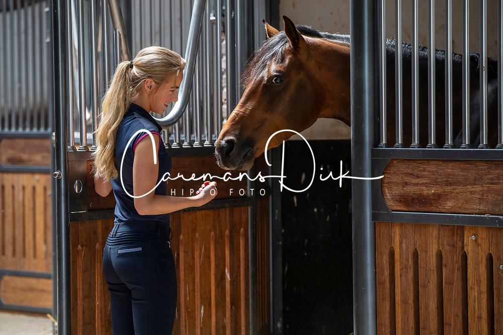 Donkers Esmee, NED, Landal<br /> Stal Donkers - Venray 2019<br /> © Hippo Foto - Dirk Caremans<br /> 07/06/2019