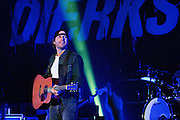 Country singer Dierks Bentley performs at the San Jose Civic Auditorium in San Jose, Calif., on Nov. 11, 2011.  Photo by Stan Olszewski/SOSKIphoto