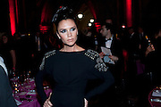 VICTORIA BECKHAM, British Fashion awards 2009. Supported by Swarovski. Celebrating 25 Years of British Fashion. Royal Courts of Justice. London. 9 December 2009