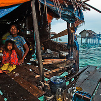 The Bajau, or Bajaw, are an indigenous ethnic group of Maritime Southeast Asia. Due to escalated conflicts in their native Sulu Archipelago, and discrimination suffered by Muslim groups in the Philippines with regards to education and employment, most of the Bajau have migrated to neighboring Malaysia over the course of 50 years. Currently they are the second largest ethnic group in the state of Sabah, making up 13.4 per cent of the total population.