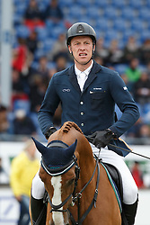 Stevens Mario, (GER), Brooklyn 17<br /> Rolex Grand Prix, The Grand Prix of Aachen<br /> Weltfest des Pferdesports Aachen 2015<br /> © Hippo Foto - Dirk Caremans<br /> 31/05/15