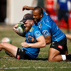 15,07,2018 The Cell C Sharks Training
