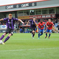 Dagenham and Redbridge v Bristol Rovers