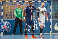 Zacharia N Diaye / Muhamed Toromanovic - 22.04.2015 - PSG / Creteil - 21eme journee de D1<br /> Photo : Andre Ferreira / Icon Sport