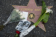 "20150227 Leonard Nimoy of ""Star Trek"" died"
