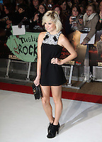 Pixie Lott The Twilight Saga: Breaking Dawn Part 1 UK Premiere, Westfield Startford City, London, UK. 16 November 2011. Contact rich@pictured.com +44 07941 079620 (Picture by Richard Goldschmidt)