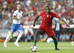 September 10, 2018 - Lisbon, Italy - Portugal v Italy - UEFA Nations League.William Carvalho of Portugal at Estadio da Luz in Lisbon, Portugal on September 10, 2018. (Credit Image: © Matteo Ciambelli/NurPhoto/ZUMA Press)