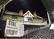 Craven Cottage during the Sky Bet Championship match between Fulham and Ipswich Town at Craven Cottage, London, England on 15 December 2015. Photo by Matthew Redman.