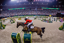 Madden Beezie, USA, Danny Boy<br /> World Cup Final Jumping - Las Vegas 2009<br /> © Hippo Foto - Dirk Caremans<br /> 19/04/2009