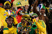 Fans of South Africa