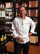 Bruce Auden of Auden's Kitchen and Biga on the Banks restaurants in San Antonio, Texas.