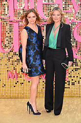 © Licensed to London News Pictures. 29/06/2016. STELLA MCCARTNEY and KATE MOSS attend the ABSOLUTELY FABULOUS world film premiere.<br />
