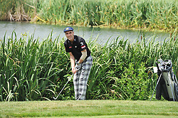 JAMES NESBITT at the Leuka Mini Masters Golf at Dukes Meadows, Chiswick, London on 15th July 2011.