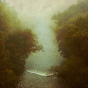 River Wupper on a misty September morning<br /> Redbubble prints--&gt; https://rdbl.co/2qXfN6E