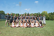SU Men & Women's Cross Country teams