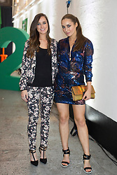 Rachel and Roz Purcell at the RT&Eacute; 2 New Season Launch party in Gateway House, Capel Street. Picture Andres Poveda<br />  pictured at the RT&Eacute; Two New Season Launch in Gateway House, Capel Street. Picture Andres Poveda