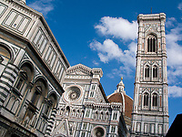 FLORENCE - De Dom van Florence. COPYRIGHT KOEN SUYK