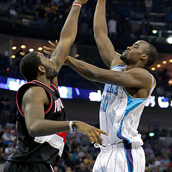 11-13 Trail Blazers at Hornets