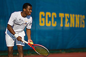Mercer County College Men's Tennis at Gloucester County College - March 19, 2013