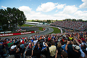 June 7-9, 2013 : Canadian Grand Prix. Start of the 2013 Canadian Grand Prix