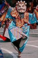 Chine, Tibet, Lhassa, Nouvel an tibétain // Tibetan new year festiva, Lhassa, Tibet, China