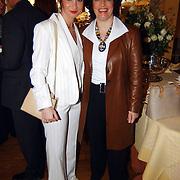 Modeshow Sheila de Vries, Suzanne Rastin en vriendin