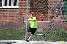 2018 ODAC Outdoor Track - FRI - Randolph