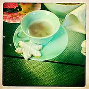 Tea at Mel's!