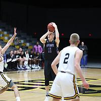 Men's Basketball: University of Wisconsin Oshkosh Titans vs. University of Wisconsin, Whitewater Warhawks