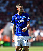 Morgan Schneiderlin (18) of Everton during the Premier League match between Bournemouth and Everton at the Vitality Stadium, Bournemouth, England on 15 September 2019.