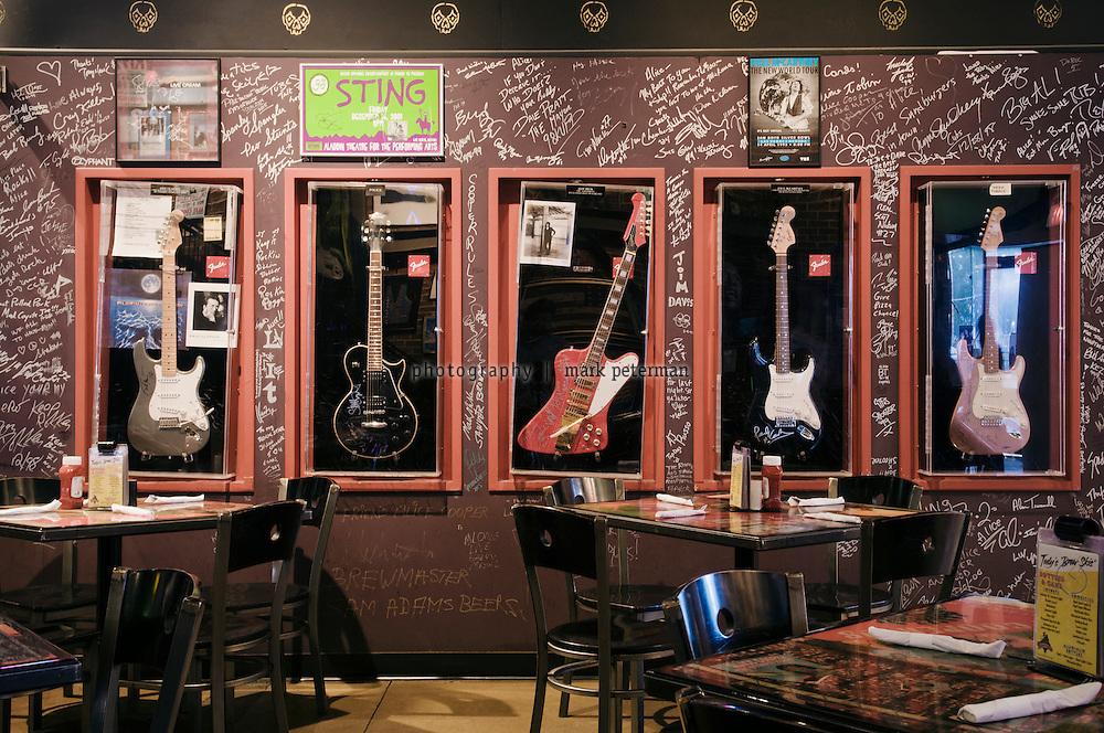 Alice Cooperstown restaurant in Phoenix, Arizona.